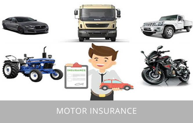 Motor Insurance for your vehicle