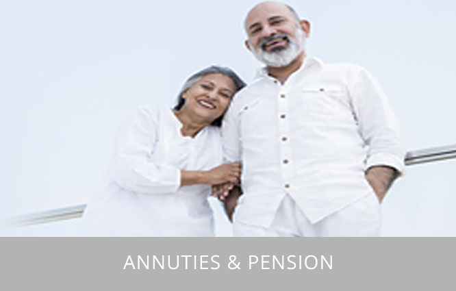 Annuties & Pension Plan