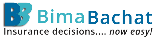 Logo of Bima bachat